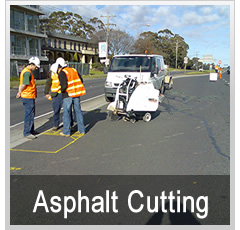 Asphalt Cutting Melbourne