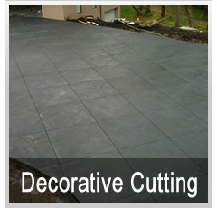 Concrete Decorative Cutting Melbourne