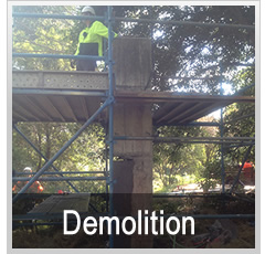 Concrete Demolition Cutting Melbourne